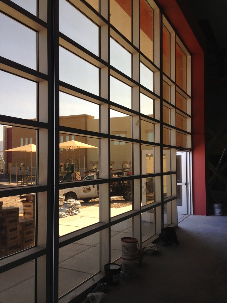 Insulated Glazing Storefront System : Insulated glass a cutting edge